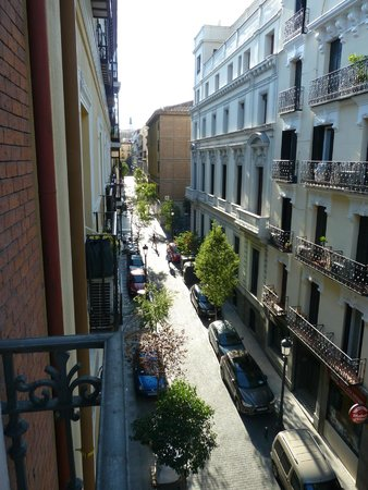 hostal gonzalo madrid: