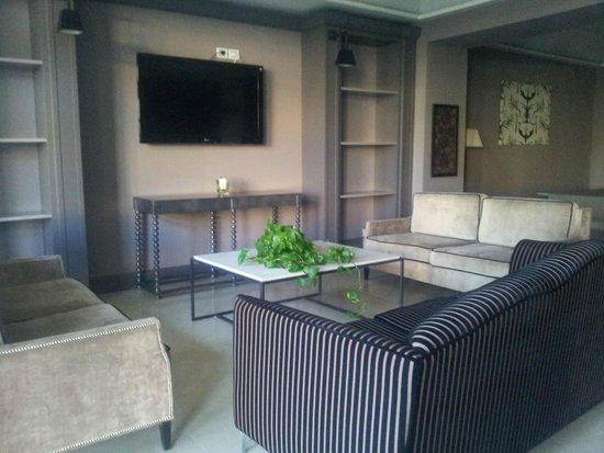Grand Hotel Villa Itria: Salottini