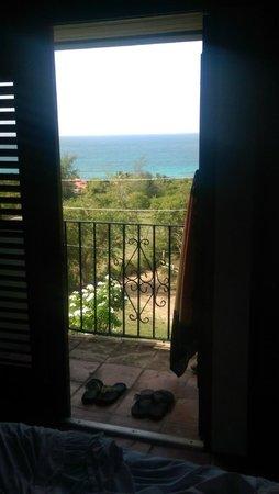 Hacienda Tamarindo: Ocean view from room 22