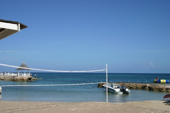 Royal Decameron Club Caribbean : Beautiful sea