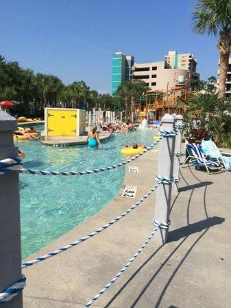 Sand Dunes Resort & Spa: Water Park Area