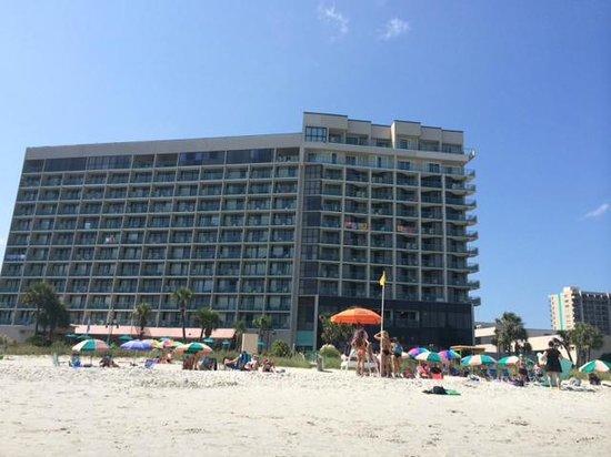 Sand Dunes Resort Spa Myrtle Beach Sc
