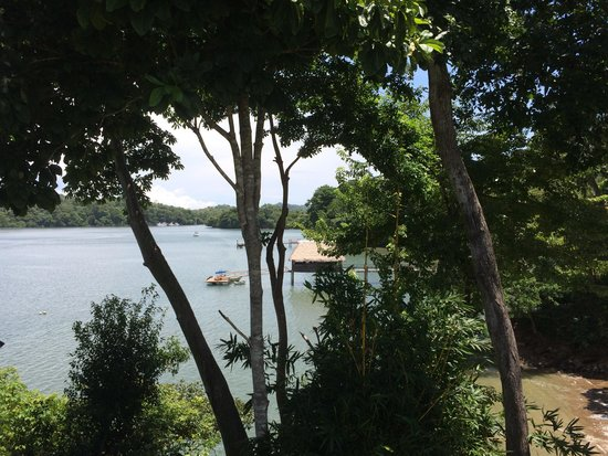 Hotel Bocas del Mar: Room with a view