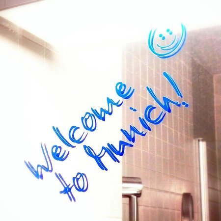 TRYP München City Center: Welcome!