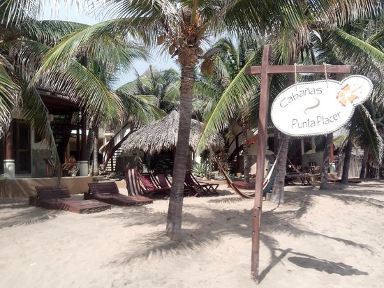 Punta Placer Bungalows: Nosotros...