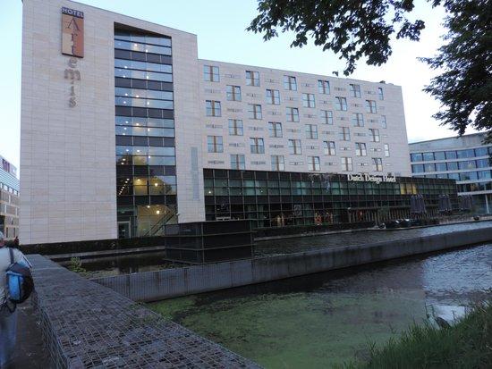 Dutch Design Hotel Artemis: vue sur l'hôtel