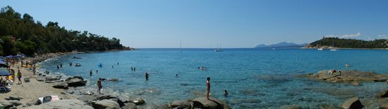 Camping Telis: la mer