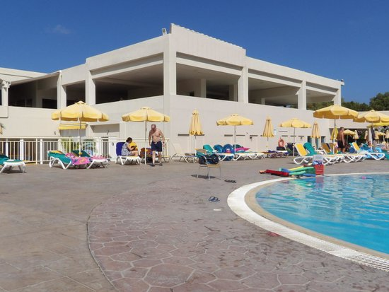 Holiday Village Kos by Atlantica: from the pool