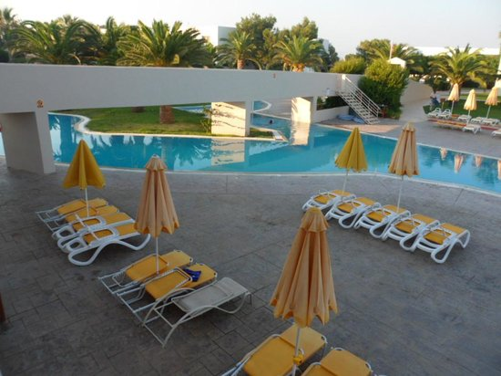 Holiday Village Kos by Atlantica: from the restaurant