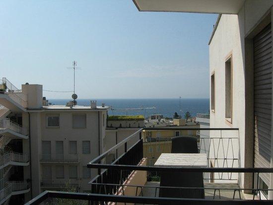 Hotel Principe : Вид из номера