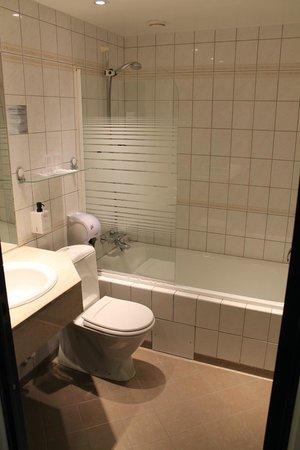 Scandic Bergen City: baño