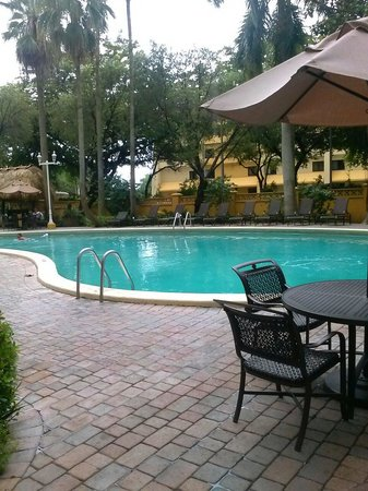 Embassy Suites by Hilton Miami - International Airport: pool looks nice