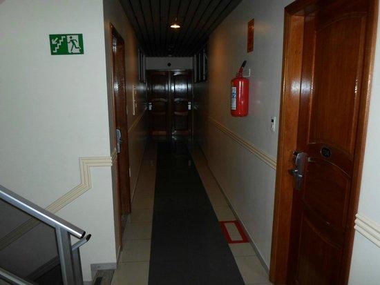 Krystal Hotel Manaus: Hotel Krystal - Área Comum