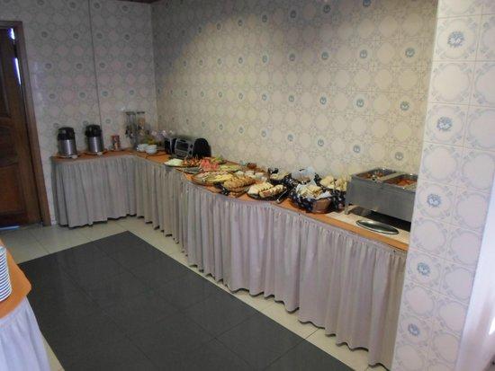 Krystal Hotel Manaus: Hotel Krystal - Café da manhã