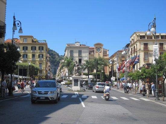 Alpha Hotel : Tasso Square, Sorrento