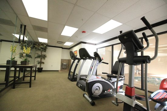 Hotel Chino Hills: Fitness Center