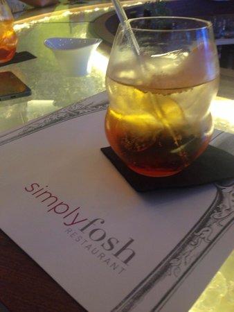 Simply Fosh : Aperitif - August 2014