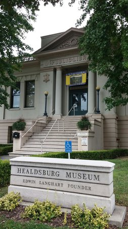 Healdsburg museum and historical society