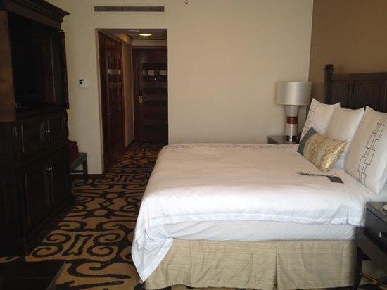 JW Marriott Hotel Mexico City: king room 1816