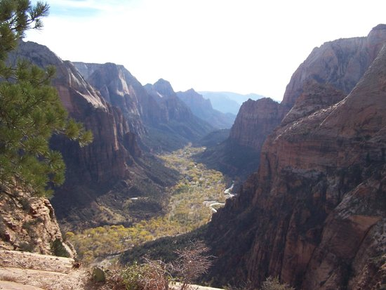 Angel's Landing : Payoff view