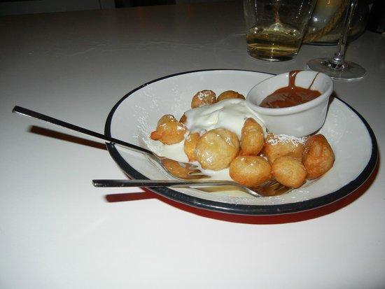 Avli Tou Thodori: il dolce offerto!