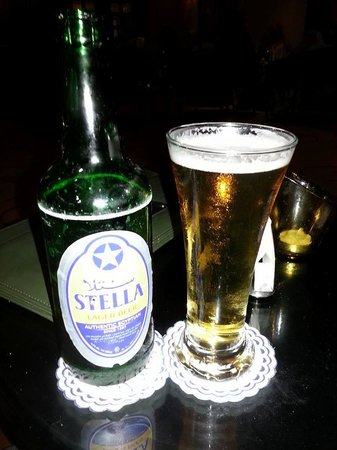 Premier Le Reve Hotel & Spa (Adults Only): Stella Beer Egyptian style