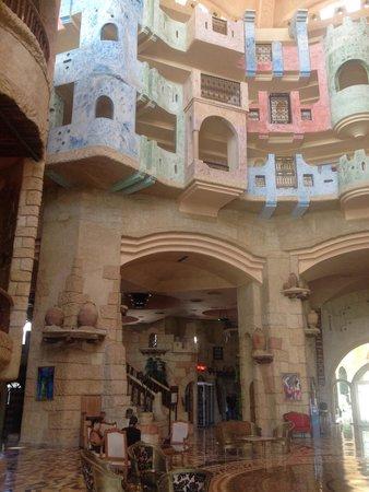 Lella Baya: Architecture magnifique