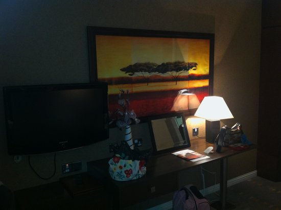 The Alona Hotel : Beautiful and Well Maintained Room