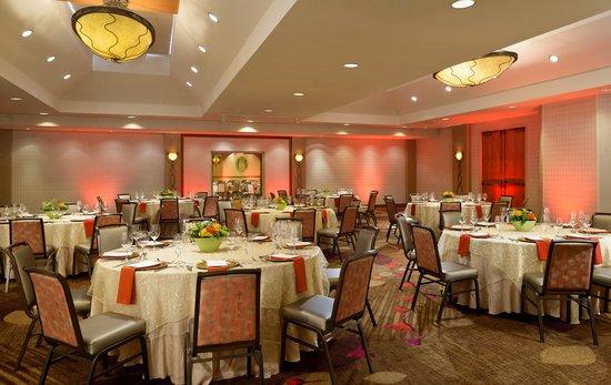 Sacramento Marriott Rancho Cordova: Dinner in Rancho Cordova