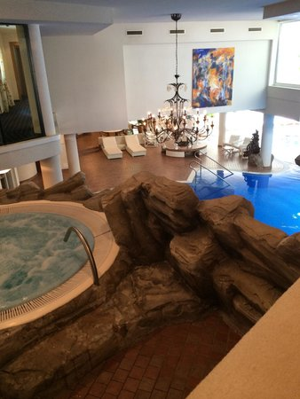 Ferienart Resort & Spa : Area wellness