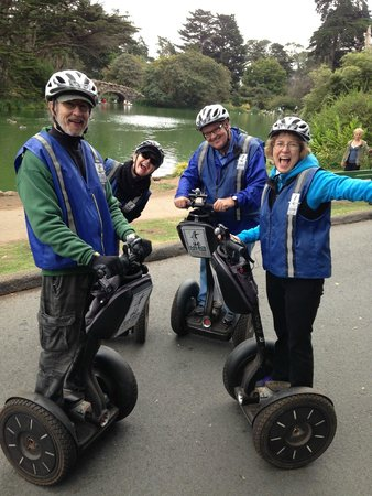 Electric Tour Company Segway Tours: Before the Fall