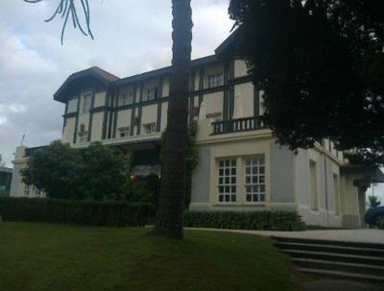 Hotel Escuela Las Carolinas: hotel