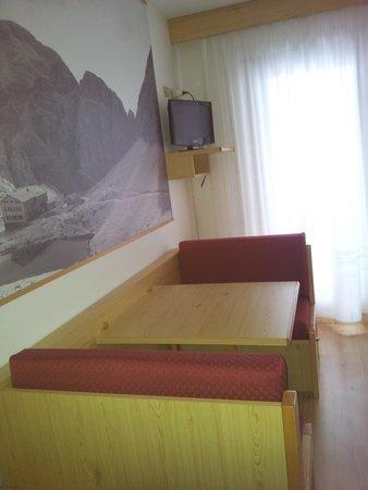 Hotel El Laresh : camera