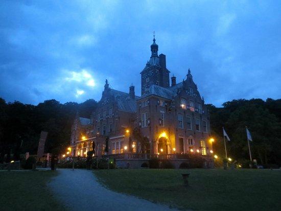 Landgoed Duin & Kruidberg: by night