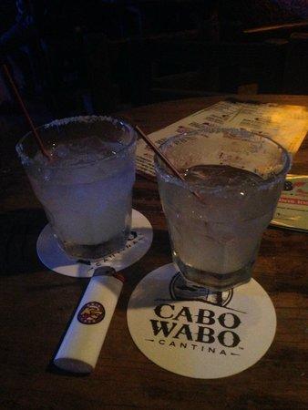 Cabo Wabo Cantina: Wabo-Rita
