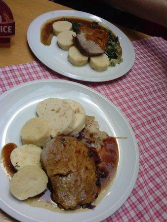 U Mlynare: Obiad