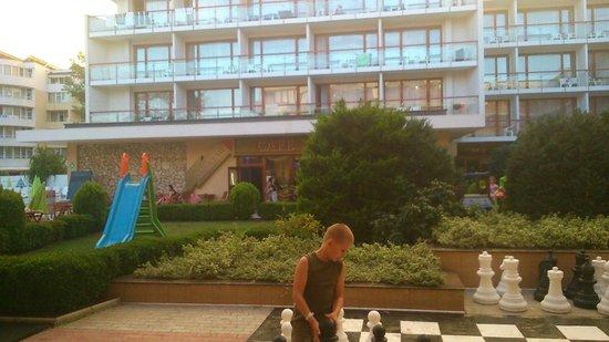 Hotel Mercury: area