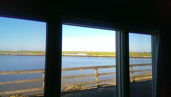 Provincetown Inn Resort & Conference Center: A view from room 160