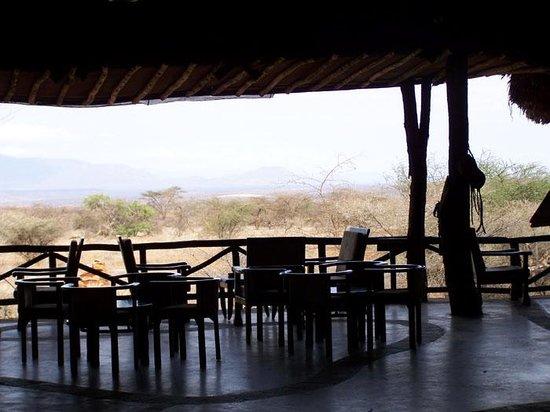 Samburu Sopa Lodge : Restaurant