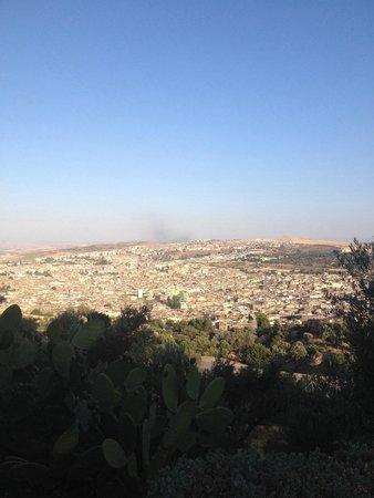 Les Merinides: Une vue magnifique��