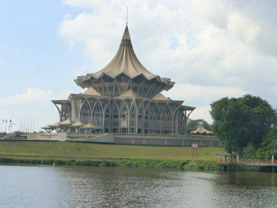 Abell Hotel: Kuching