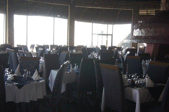 Ngorongoro Sopa Lodge: Inside the Dinning Room