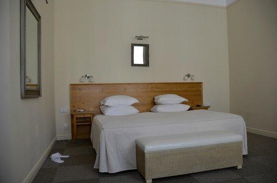 Unitas Hotel: Camera superior