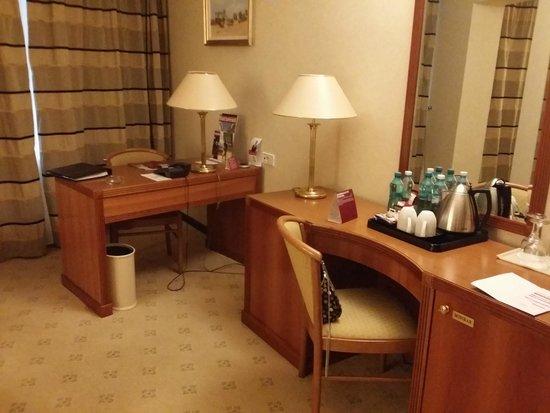 Crowne Plaza Bucharest: room
