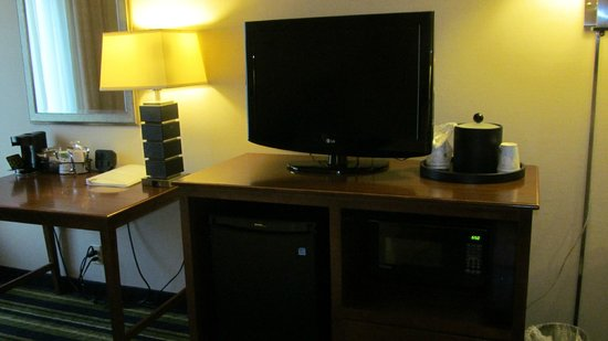 Hampton Inn Salisbury: tv