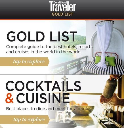 Hotel Bocas del Toro is proud to be included on the Gold LIst