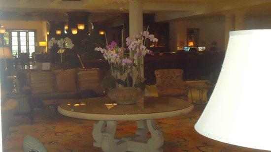 Delray Beach Marriott: Hotel Loby