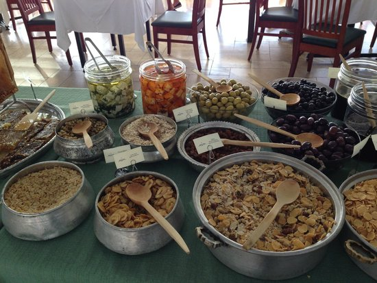 Armada Istanbul Old City Hotel: breakfast buffet