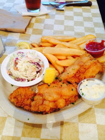 Dillon's KC BBQ: Catfish
