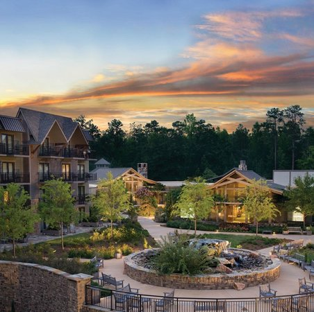The Lodge and Spa at Callaway Resort & Gardens: Welcome